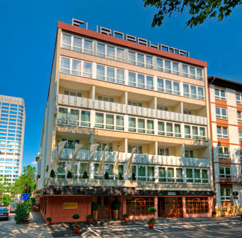 advena Europa Hotel Mainz ***S